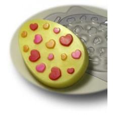 Форма для мыла Яйцо с узором №6