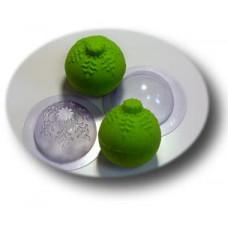 Форма для изготовления «бомбочек» для ванной, Сфера Снежинка
