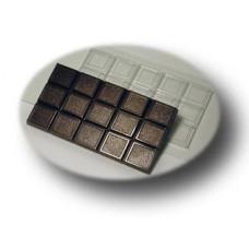 Форма для шоколада Мелкое зерно (052)