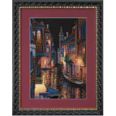 Набор для вышивания крестиком Чарівна мить Венецианские огни (М-154)