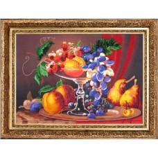 Натюрморт с персиками (223)