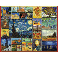 Паззл Vincent Van Gogh (WM900)