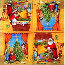 Салфетка Раздача подарков (1485)