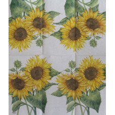 Салфетка-полотенце Подсолнухи (1549)