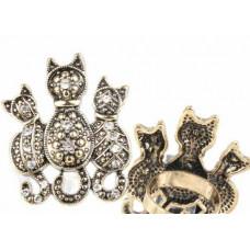 Кольцо Only Три кота (1780)