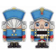 Набор для вышивания крестом М.П.Cтудия Щелкунчик (Р-274)