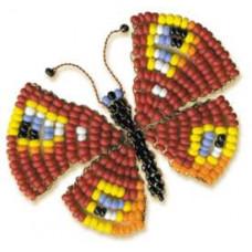 Набор для бисероплетения Риолис Бабочка (Б-044)