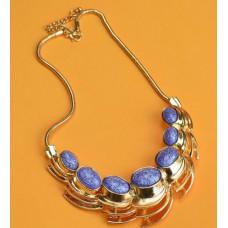 Ожерелье Голубые капли