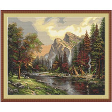 Пикник в горах (G408)