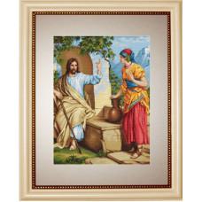 Исус и самаритеанка (G478)