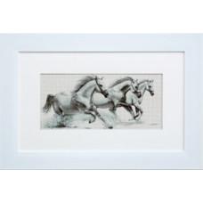 Белые лошади (G495)