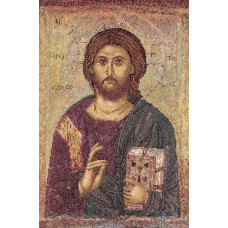 Икона Христос Пантократор (TG476A)
