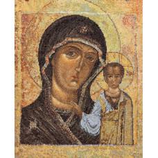 Икона Казанской Божьей Матери (TG477A)