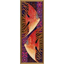 Пара рыб (ДК6047)