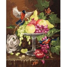 Ваза с фруктами (ГН-013)