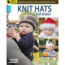 Книга Knit Hats For Babies (LA-6192)