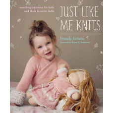 Книга Just Like Me Knits (RA-87084)