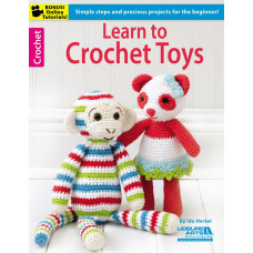 Книга Learn To Crochet Toys (LA-06188)