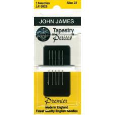 Иглы гобеленовые John James Petites, 22 (JJ199 22)