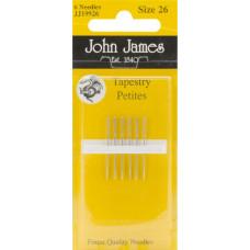 Иглы гобеленовые John James Petites, 26 (JJ199 26)