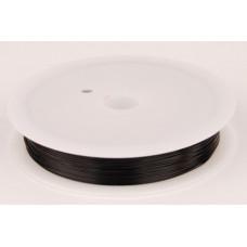 Медная проволока, черная (987843)