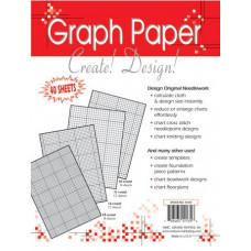 Миллиметровая бумага для рукоделия, 40 шт. (12135)