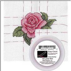 Нить для разметки ткани, красная R & S Designs (42404)
