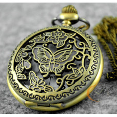 Часы Ажурная бабочка