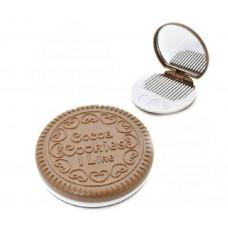 Зеркальце Шоколадное печенье
