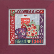 Набор для вышивания Mill Hill Время чаепития (MH144105)