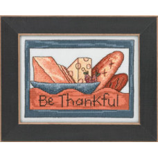 Набор для вышивания Mill Hill Быть благодарным (ST303103)
