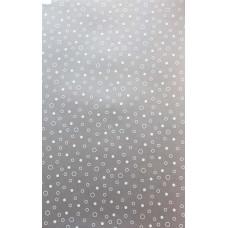 Калька Белая коллекция, КРУЖОЧКИ, 115 гр (UR-50194606R)