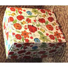 Коробка Цветочная