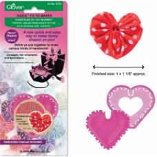 Устройство для изготовления сердечек Yo-Yo из ткани (8704)