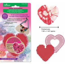 Устройство для изготовления сердечек Yo-Yo из ткани (8705)