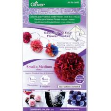 Набор для изготовления объемных цветков (8460)