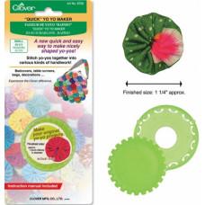 Устройство для изготовления кружков Yo-Yo из ткани (8700)