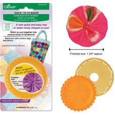 Устройство для изготовления кружков Yo-Yo из ткани (8701)