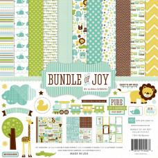 Набор бумаги Bundle Of Joy Boy (BJB46016)