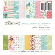 Набор бумаги Garden Partyl, 36 листов (732544)