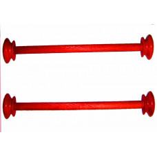 Держатель для панно (10), красный