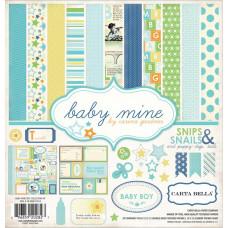 Набор бумаги Baby Mine Boy (BMB27016)