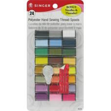 Набор швейных ниток, 24 шт. (00264)