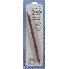 Переводной карандаш красный Iron-On Transfer Pencil (C58)