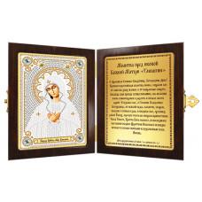 Икона (православный складень) Божия Матерь «Умиление» (СМ7009)