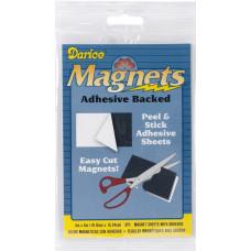Листы магнитные 10 х 15 см., 3 шт. (10757-01)