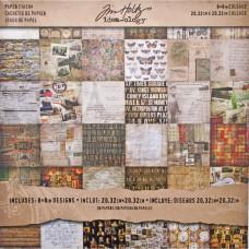Набор бумаги Collage (TH93054)