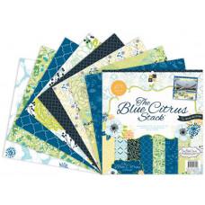 Набор бумаги Blue Citrus (PS005283)