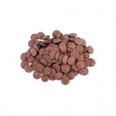 Тающая конфетка Candy Melts, цвет шоколадный молочный, 283 г (W1911-12 1359)