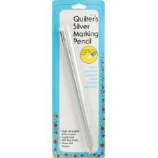 Маркировочный карандаш для квилтинга, серебристый (C83)